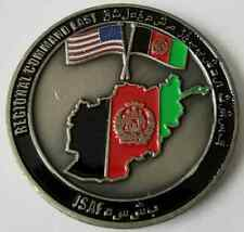 US Army 10th Mountain Division 2nd Commando Brigade ISAF Regional Command East