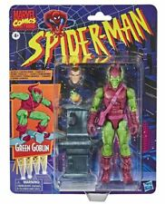 Spider-Man Retro Marvel Legends 6-Inch Action Figure Green Goblin IN STOCK!