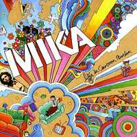 MIKA ( NEW SEALED CD ) LIFE IN CARTOON MOTION ( GRACE KELLY )