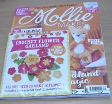 Craft Magazines in English Mollie Makes