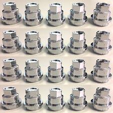 Set of 20 NEW CHROME Wheel Lug Nut Lugnut Cover COVERS CAP BLAZER S10 JIMMY S15