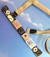Genuine Dell Inspiron 1545 Webcam Camera with Flex Cable 0U620F / 0M917F