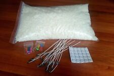 SOY CANDLE MAKING KIT 2kg soy candle flakes