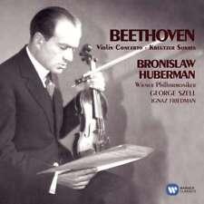 Bronislaw Huberman - Beethoven: Violin Concerto NEW CD