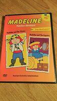 Madelines Adventures (DVD, 2003) THE PIRATES & GYPSIES
