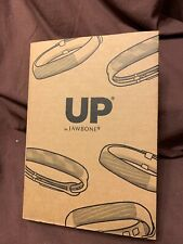 Jawbone UP Activity Tracker Band White Gold JL04 Large Never Used In Package