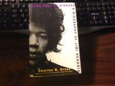 Room Full of Mirrors Jimi Hendrix by Charles Cross 1st Hardcover w/ DJ Ex