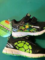 Toddlers Boys Sz 5 Sneakers Nickelodeon Teenage Mutant Turtles shoes