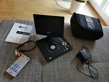 Tragbarer DVD Player TFT LCD Display 7 Zoll