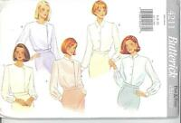 Butterick 4211 Misses' Blouse   Sewing Pattern