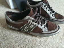 Versace Men Shoes, Brown, Size 41 (7.5-8 UK), Good Quality
