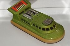ORIGINAL Matchbox Superfast - Hovercraft - No 72 & 2 - Green Color - Rescue