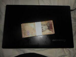 100 pieces Venezuela   100 Bolivar  ,  Used,  paper money brown