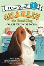 Charlie the Ranch Dog: Charlie Goes to the Doctor (I Can Read Book 1)-ExLibrary