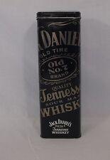 JACK DANIELS Collectable Bottle Tin (B8)
