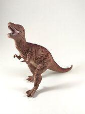 """Ankyo Tyrannosaurus Rex Hard Rubber Toy Figure. T Rex. 7"""" Tall."""