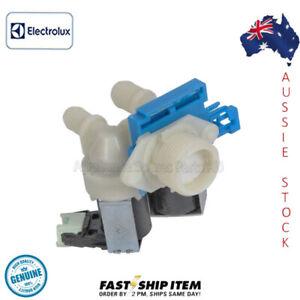 GENUINE ELECTROLUX WASHING MACHINE WATER INLET VALVE EWF14742  AU  FREE SHIPPING