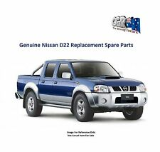 Nissan D22 Navara YD25 2.5 ZD30 3.0 VG33 TD27 Genuine Replacement Part Range