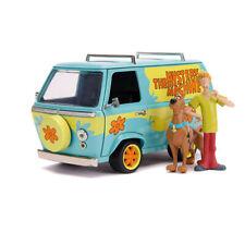 Van Mystery Machine con Figure Shaggy & Scooby-doo 1 24 Jada Toys