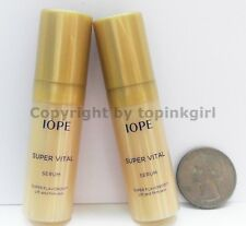 IOPE Super Vital Serum 5ml x 2ea,TRACK,New Extra Concentrated Essence Amore