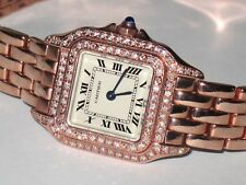 Womens Cartier Panther - Diamonds Everywhere