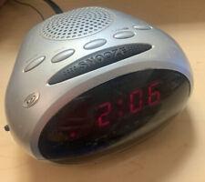 Durabrand AM/FM Digital Clock Radio  Model CR-500 Vintage