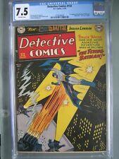 Detective Comics #153 CGC 7.5 DC Comics 1949 1st app Roy Raymond TV Detective