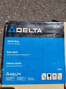 NOS Delta Universal Mobile Base 50-361 - *New* Never Assembled