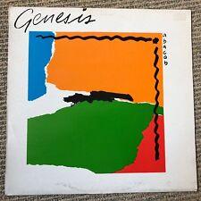 Genesis - ABACAB - Rare 1982 Yugoslavian issue 10 track vinyl LP