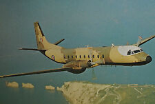 After The Battle Hawker Siddeley Andover C1 Royal Air Force Postcard