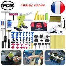 Pdr Dent Débosselage Kit de Réparation carrosserie Puller Lifter Marteau outils