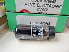 CV449 85A2 ENGLISH ELECTRIC STABILIZER  NOS VALVE TUBE  A13