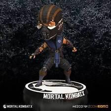 Mortal Kombat - Sub-Zero Bobble Head NEW Mezco toy figure