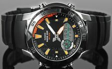 Casio MARINE GEAR PRO SEA WATCH TIDE MOOM PHASE INDICATOR RESIN MONTRE RELOJ UHR