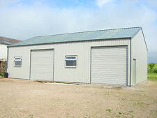 Grampian Steel Buildings, Steel  Workshop, Steel building
