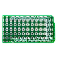 1x Prototype PCB for Arduino Mega 2560 R3 Shield Board DIY.