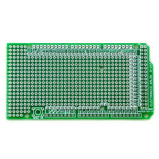 1x Prototype PCB for Arduino Mega 2560 R3 Shield Board DIY.