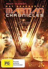 The Martian Chronicles (DVD, 2010, 2-Disc Set)