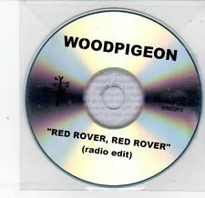 (DS329) Woodpigeon, Red Rover Red Rover - DJ CD
