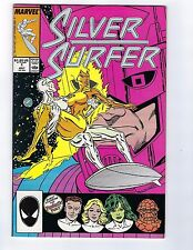 Silver Surfer # 1 Marvel NM 1987