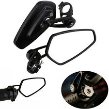 Universal Motorcycle Motos Rearview Mirror Rear View Handle bar End Side Mirrors