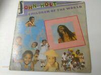 John Holt-Children Of The World Vinyl LP 1990 REGGAE,LOVERS ROCK