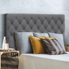 Artiss King Size Bed Head Headboard Frame Bedhead Fabric Classic Tuft Button