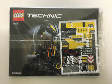LEGO® Technic Set 42053 [Retired] Instruction Book & Stickers Brand New Sealed