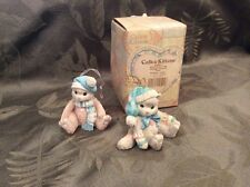 Calico Kittens Set Of 2 Ornaments #623814