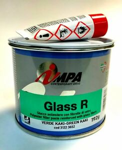 Filler Fibreglass IN Paste With Fibre Glass For Boats Yacht