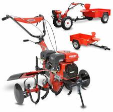 Gartenhacke Motorhacke Bodenfräse Kultivator Hecht 7100 Einachser 57100 Anhänger