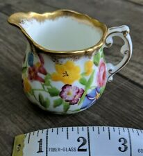 More details for hammersley queen anne chintz small  cream jug