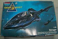 (K)  Monogram  SeaQuest DSV 'Stinger'  Model #3602, Date 1994 - New