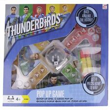 NEW THUNDERBIRDS POP UP BOARD GAME BRAND NEW BOYS KIDS GIFT PRESENT